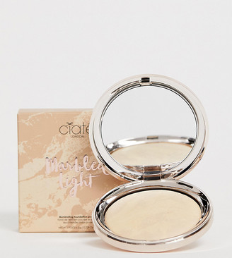 Ciaté London X ASOS EXCLUSIVE Marbled Light Illuminating Pressed Powder