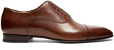 Christian Louboutin Greggo leather derby shoes