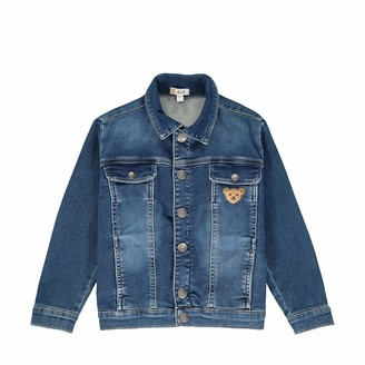 Steiff Baby Boys' Jeansjacke Jacket