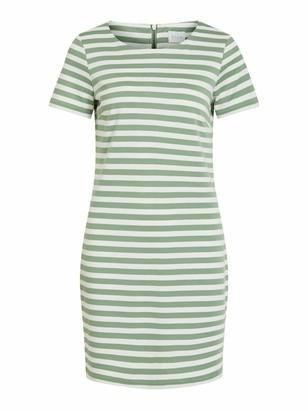 Vila NOS Women's Vitinny New S/s Dress-Noos