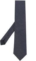 Tom Ford wavy print tie