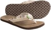 Sanuk Fraid Too Sandals - Flip-Flops (For Women)