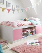 Fashion World Melody Cabin Bed With Mattress