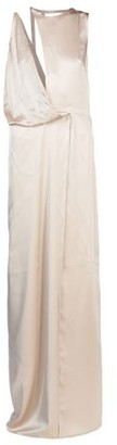 Halston Long dress