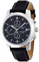 Tissot Men's T0144271605100 PRC200 Automatic Chronograph Dial Watch
