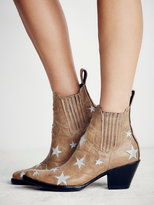 Free People Reach For The Stars Ankle Boot