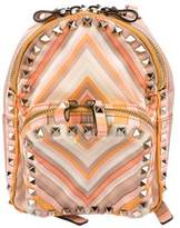 Valentino Rockstud Native Couture 1975 Mini Backpack