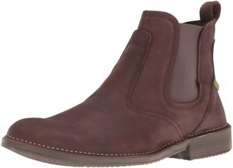 El Naturalista NG22 PLEASANT BROWN / YUGEN Mens Ankle Boots