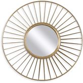 Uttermost Caspian 30-Inch Round Mirror