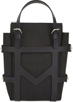 Fleet Ilya Cage leather backpack