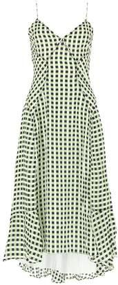Proenza Schouler White Label Printed Dress