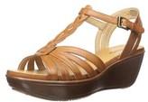 Bare Traps Womens Diamond Open Toe Casual Platform Sandals.
