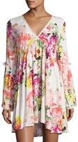 On the Road Garett Floral-Print Dress