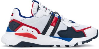 Tommy Hilfiger Chunky Sole Lace-Up Sneakers