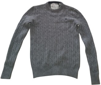Jack Wills Grey Wool Knitwear for Women