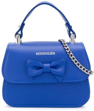 MonnaLisa Bow Shoulder Bag