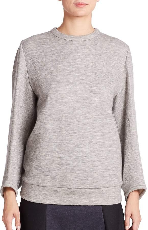 Derek Lam Women's Kimono-Sleeve Sweatshirt