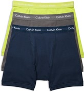 Calvin Klein Classic Boxer Briefs, Pack of 3