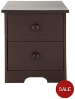 Oxford 2-Drawer Bedside Chest