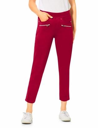 Street One Women's 373295 Bonny Loose Fit Trouser