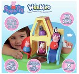Peppa Pig Weebles House Value Set