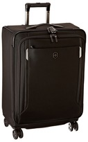 "Victorinox Werks Traveler 5.0 - WT 24"" Dual Caster Expandable 8-Wheel Upright"