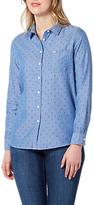 Lee One Pocket Dobby Shirt, Workwear Blue