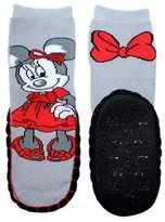 Disney Minnie Mouse Mukluk Slipper in Grey
