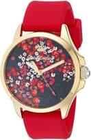 Juicy Couture Women's 1901306 Daydreamer Analog Display Quartz Watch