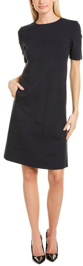 Lafayette 148 New York Jacintha Shift Dress
