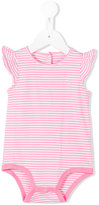 Ralph Lauren striped bodie - kids - Cotton - 9 mth