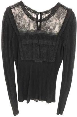 Nina Ricci Black Cashmere Knitwear