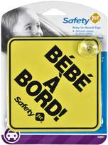 Safety 1st Bebe A Bord Sign