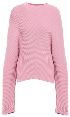 SOLACE London Raynel Ribbed-knit Sweater