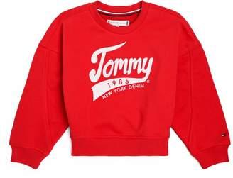 Tommy Hilfiger 1985 Logo Sweatshirt