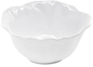 "Q Squared Peony 6.5"" Melamine Cereal Bowls, Set Of 4"