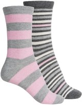 Ecco Casual Socks - 2-Pack, Crew (For Women)