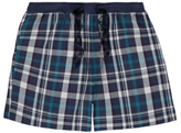 George Check Lounge Shorts
