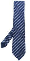 Tom Ford woven stripe tie