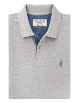 Thomas Pink Wells Plain Classic Fit Polo Shirt