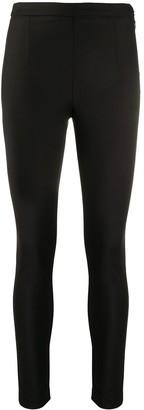 Patrizia Pepe High Waisted Skinny Trousers