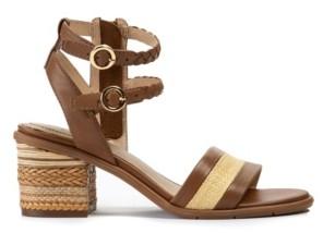 Lucca Lane Shea Block Heel Sandals Women's Shoes