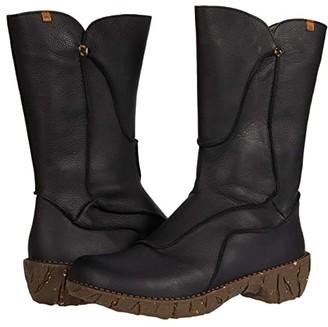 El Naturalista Yggdrasil NG63 (Black) Women's Shoes