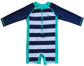 Wishere Baby Beach One-Piece Swimsuit UPF 50+ -Sun Protective Sunsuit