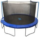 Upper Bounce 13-ft. Round 2-Arch Trampoline Enclosure Safety Net