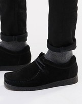 Base London XXVI Genesis Suede Shoes
