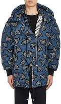 Oamc Men's Paisley Down Puffer Coat