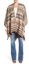 Woolrich 'Forest Ridge' Wool Poncho