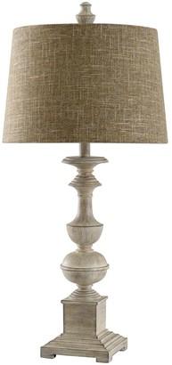 Stylecraft Style Craft Distressed Table Lamp