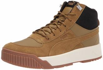 Puma Men's Tarrenz Sneaker Moss Green Black-Whisper White-Gum 8.5 M US